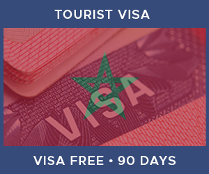 United Kingdom Tourist Visa For Morocco (90 Day Visa Free Period)