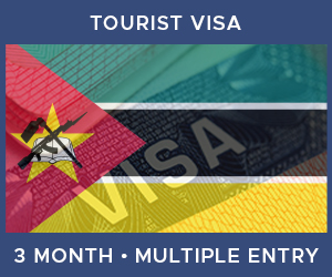 United Kingdom Multiple Entry Tourist Visa For Mozambique (3 Month 30 Day)