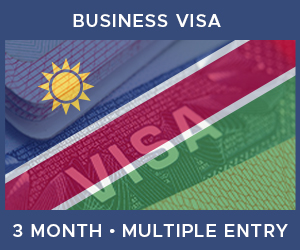United Kingdom Multiple Entry Business Visa For Namibia (3 Month 90 Day)