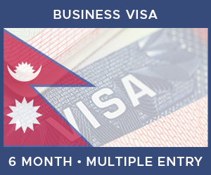United Kingdom Multiple Entry Business Visa For Nepal (6 Month 3 Month)