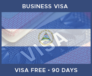 United Kingdom Business Visa For Nicaragua (90 Day Visa Free Period)