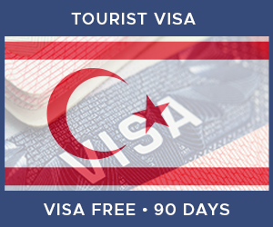 United Kingdom Tourist Visa For Northern Cyprus (90 Day Visa Free Period)