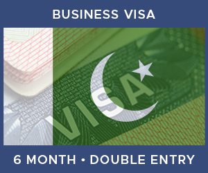 United Kingdom Double Entry Business Visa For Pakistan (6 Month 30 Day)