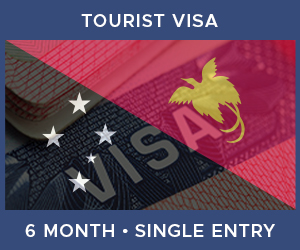 United Kingdom Single Entry Tourist Visa For Papua New Guinea (6 Month 30 Day)
