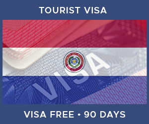 United Kingdom Tourist Visa For Paraguay (90 Day Visa Free Period)