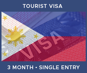 United Kingdom Single Entry Tourist Visa For Philippines (3 Month 59 Day)
