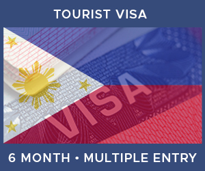 United Kingdom Multiple Entry Tourist Visa For Philippines (6 Month 59 Day)