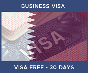 United Kingdom Business Visa For Qatar (30 Day Visa Free Period)