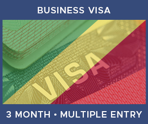 United Kingdom Multiple Entry Business Visa For Republic of the Congo (3 Month 30 Day)