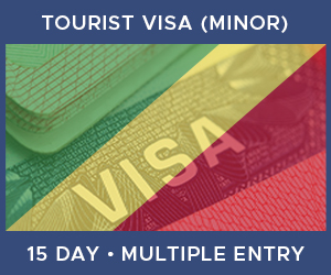 United Kingdom Multiple Entry Minor Visa For Republic of the Congo (15 Day 15 Day)