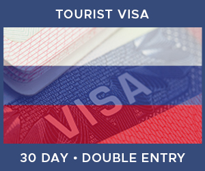 United Kingdom Double Entry Tourist Visa For Russia (30 Day 30 Day)