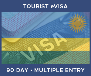 United Kingdom Multiple Entry Tourist eVisa For Rwanda (90 Day 30 Day)