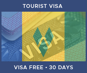 United Kingdom Tourist Visa For Saint Vincent and the Grenadines (30 Day Visa Free Period)