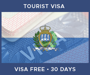 United Kingdom Tourist Visa For San Marino (30 Day Visa Free Period)