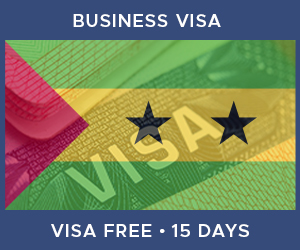 United Kingdom Business Visa For Sao Tome and Principe (15 Day Visa Free Period)