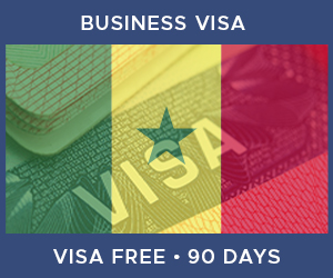 United Kingdom Business Visa For Senegal (90 Day Visa Free Period)