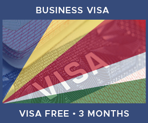 United Kingdom Business Visa For Seychelles (3 Month Visa Free Period)