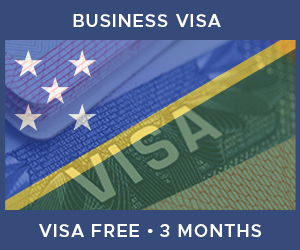 United Kingdom Business Visa For Solomon Islands (3 Month Visa Free Period)