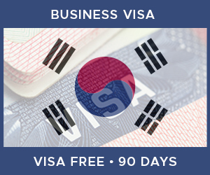 United Kingdom Business Visa For South Korea (90 Day Visa Free Period)