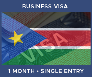 United Kingdom Single Entry Business Visa For South Sudan (1 Month 30 Day)