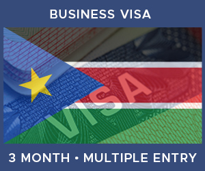 United Kingdom Multiple Entry Business Visa For South Sudan (3 Month 30 Day)