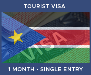 United Kingdom Single Entry Tourist Visa For South Sudan (1 Month 30 Day)