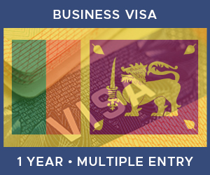 United Kingdom Multiple Entry Business Visa For Sri Lanka (1 Year 90 Day)