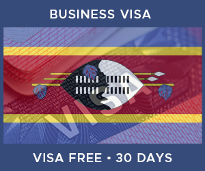 United Kingdom Business Visa For Swaziland (30 Day Visa Free Period)
