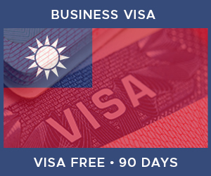 United Kingdom Business Visa For Taiwan (90 Day Visa Free Period)