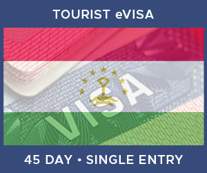 United Kingdom Single Entry Tourist eVisa For Tajikistan (45 Day 45 Day)