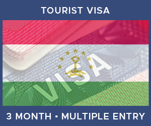 United Kingdom Multiple Entry Tourist Visa For Tajikistan (3 Month 90 Day)