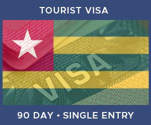 United Kingdom Single Entry Tourist Visa For Togo (90 Day 90 Day)