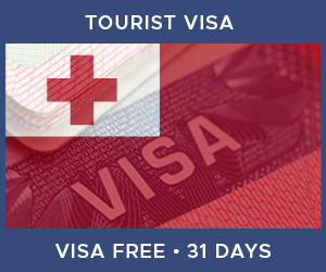 United Kingdom Tourist Visa For Tonga (31 Day Visa Free Period)