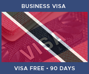 United Kingdom Business Visa For Trinidad and Tobago (90 Day Visa Free Period)