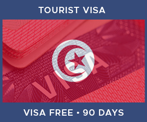 United Kingdom Tourist Visa For Tunisia (90 Day Visa Free Period)
