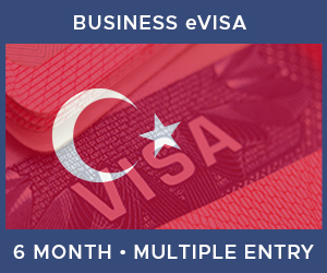 United Kingdom Multiple Entry Business Visa For Turkey (6 Month 90 Day)
