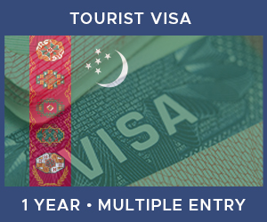United Kingdom Multiple Entry Tourist Visa For Turkmenistan (1 Year 90 Day)