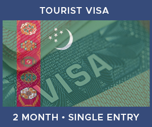 United Kingdom Single Entry Tourist Visa For Turkmenistan (2 Month 2 Month)