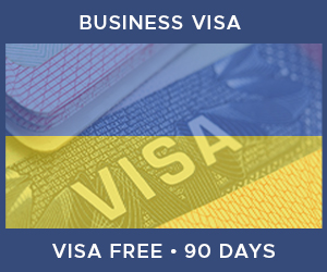 United Kingdom Business Visa For Ukraine (90 Day Visa Free Period)
