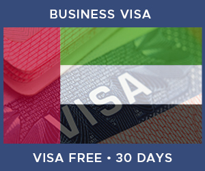 United Kingdom Business Visa For United Arab Emirates (30 Day Visa Free Period)