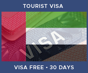 United Kingdom Tourist Visa For United Arab Emirates (30 Day Visa Free Period)