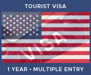 United Kingdom Multiple Entry Tourist Visa For United States (1 Year 90 Day)
