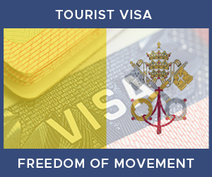 United Kingdom Tourist Visa For Vatican City (Indefinite Leave To Remain)
