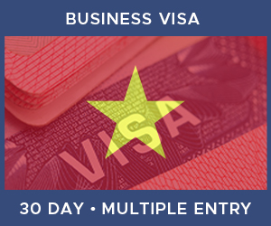 United Kingdom Multiple Entry Business Visa For Vietnam (30 Day 30 Day)
