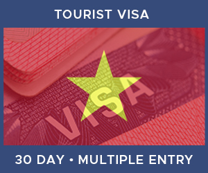 United Kingdom Multiple Entry Tourist Visa For Vietnam (30 Day 30 Day)