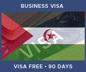 United Kingdom Business Visa For Western Sahara (90 Day Visa Free Period)