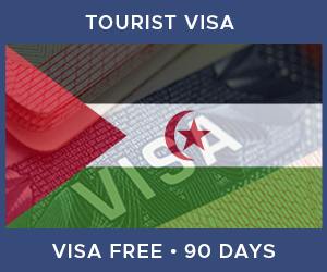 United Kingdom Tourist Visa For Western Sahara (90 Day Visa Free Period)