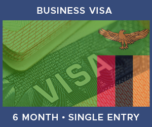 United Kingdom Single Entry Business Visa For Zambia (6 Month 30 Day)