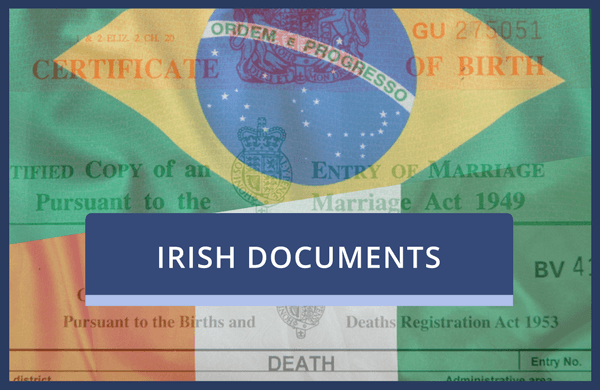 Brazilian Legalisation for Irish Documents