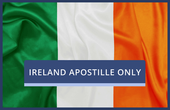 Irish Apostille Only